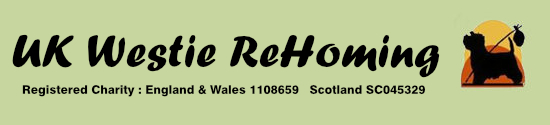UK Westie ReHoming Logo