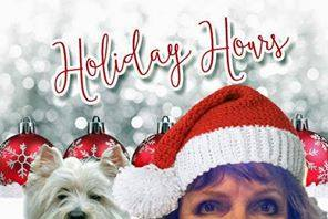 WESTIE REHOMING CHRISTMAS HOLIDAY HOURS