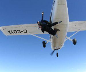Fundraising - Parachute